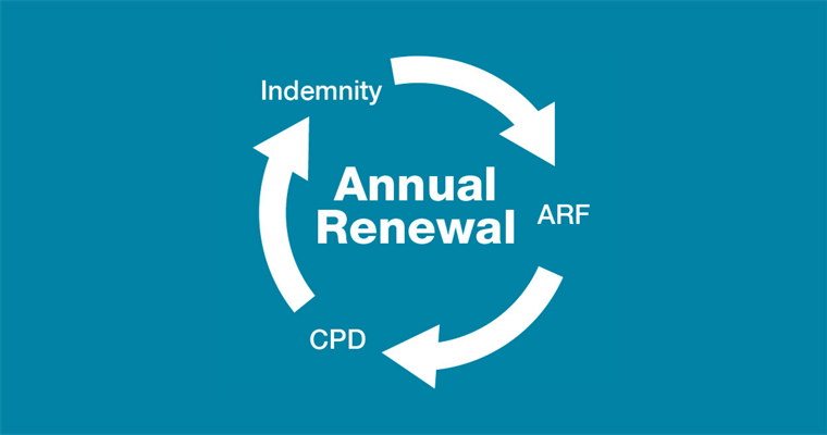 DCP annual registration renewal now open - dental care professionals asked to double-check CPD compliance