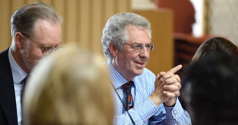 Bill Moyes' post-December Council blog